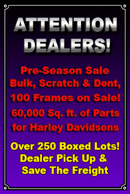 Attention Dealers