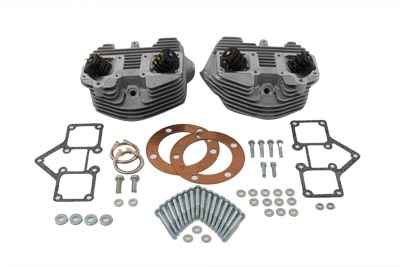 V-Twin Manufacturing - S&S cylinder heads for Shovelhead models are