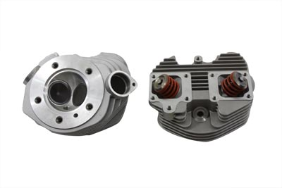 V-Twin Manufacturing - Replica Shovelhead cylinder head set