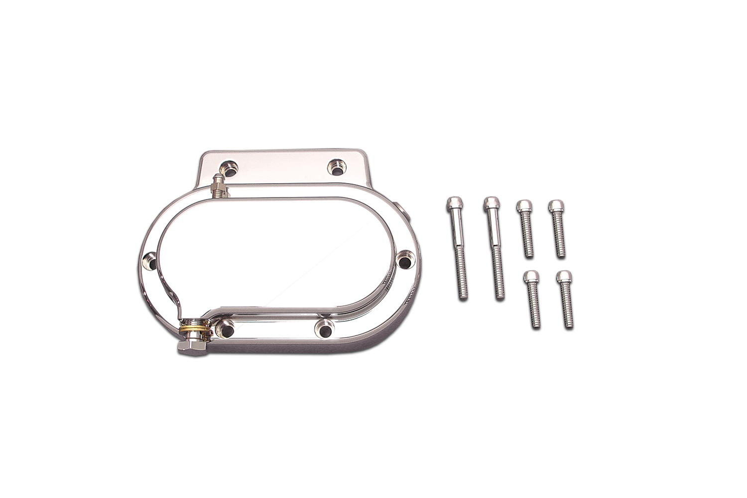 Hydraulic Side Cover,for Harley Davidson motorcycles,by V-Twin