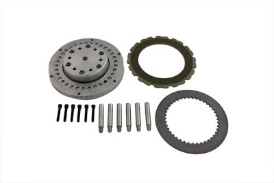 "Auto slip clutch kit fits 3"" York and BDL belt drive units."