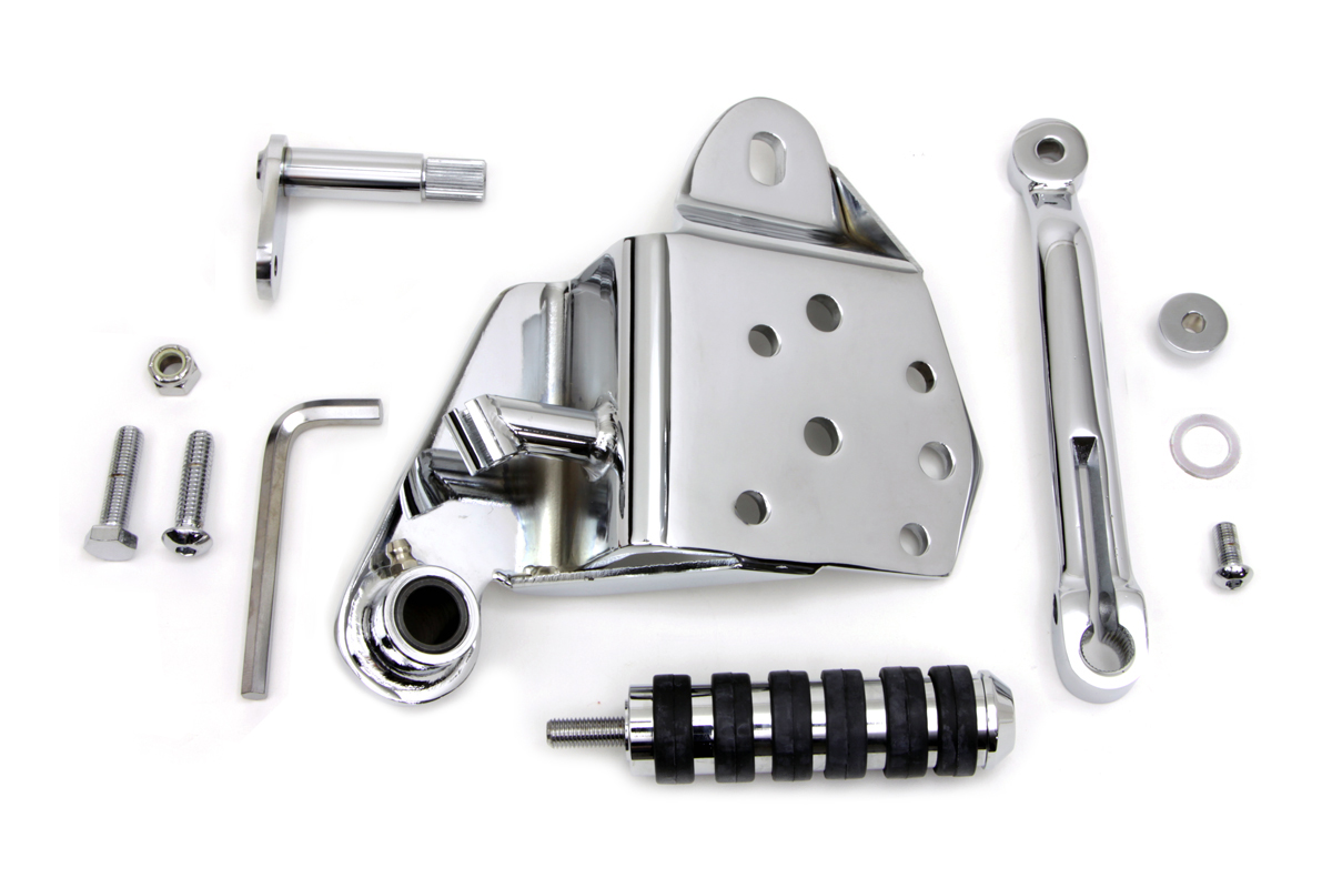 Harley Clutch Cable Repair Kit : V twin manufacturing jockey partial foot clutch kit