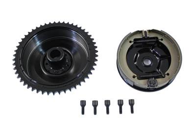 Replica Mechanical Rear Brake Shoe Set Motorcycle Brakes & Suspension Parts Motorcycle Parts V-Twin 23-1750