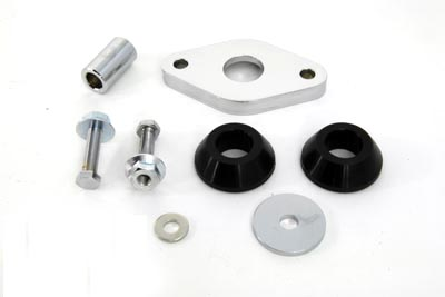 V-Twin Manufacturing - Urethane ISO mount replaces stock on