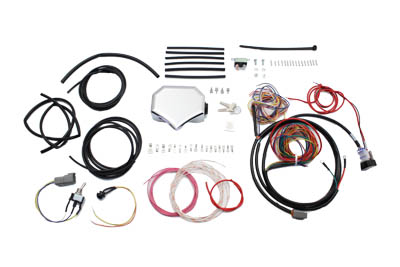 V-Twin Manufacturing - Wire plus chopper system wiring ... on