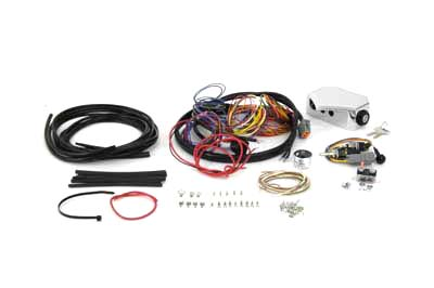 V-Twin Manufacturing - Wire plus chopper system wiring harness kit on wire harness ultra motorcycles, wire plus ignition module, wire plus wp 171-6, wire plus wp 143,