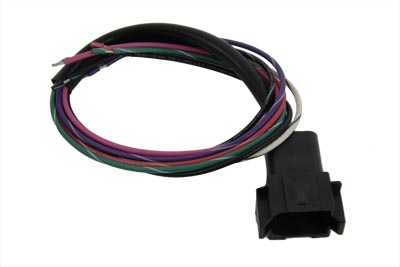 V-Twin Manufacturing - Ignition module connector end ... on wiring harness, harley ignition module harness, ignition switch harness, ignition module coil, ignition control module harness 4.1l, rx-8 ignition coil wire harness, ignition system diagram, q45 ignition coil wire harness,