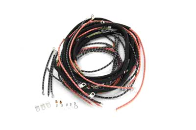 custom automotive wiring harness kits wiring harness kit,for harley davidson motorcycles,by v ...