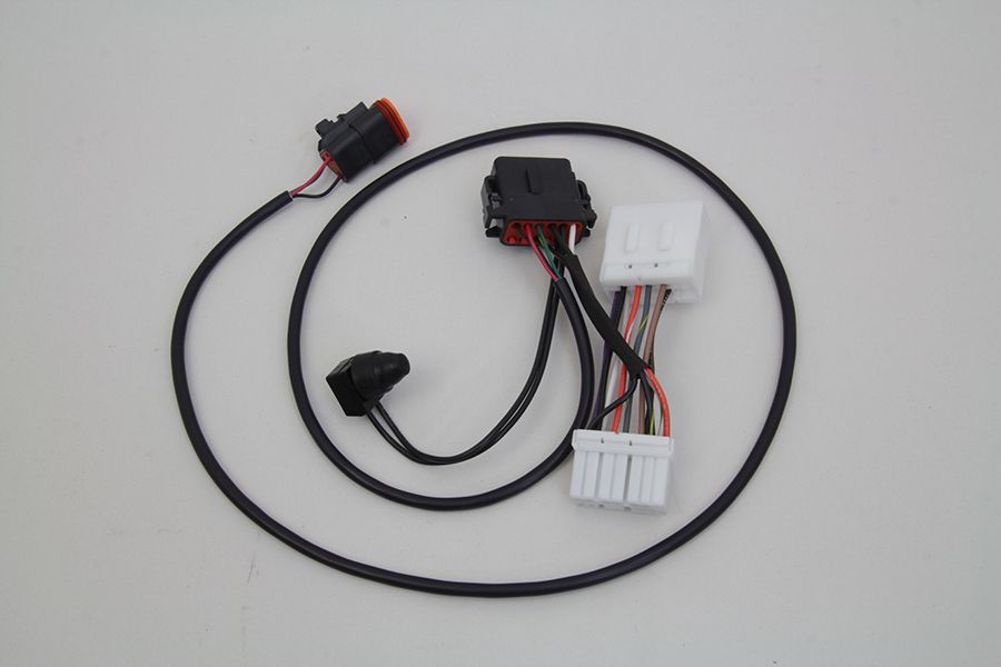 Harley Sdometer Wiring Harness - Wiring Diagram & Cable ... on