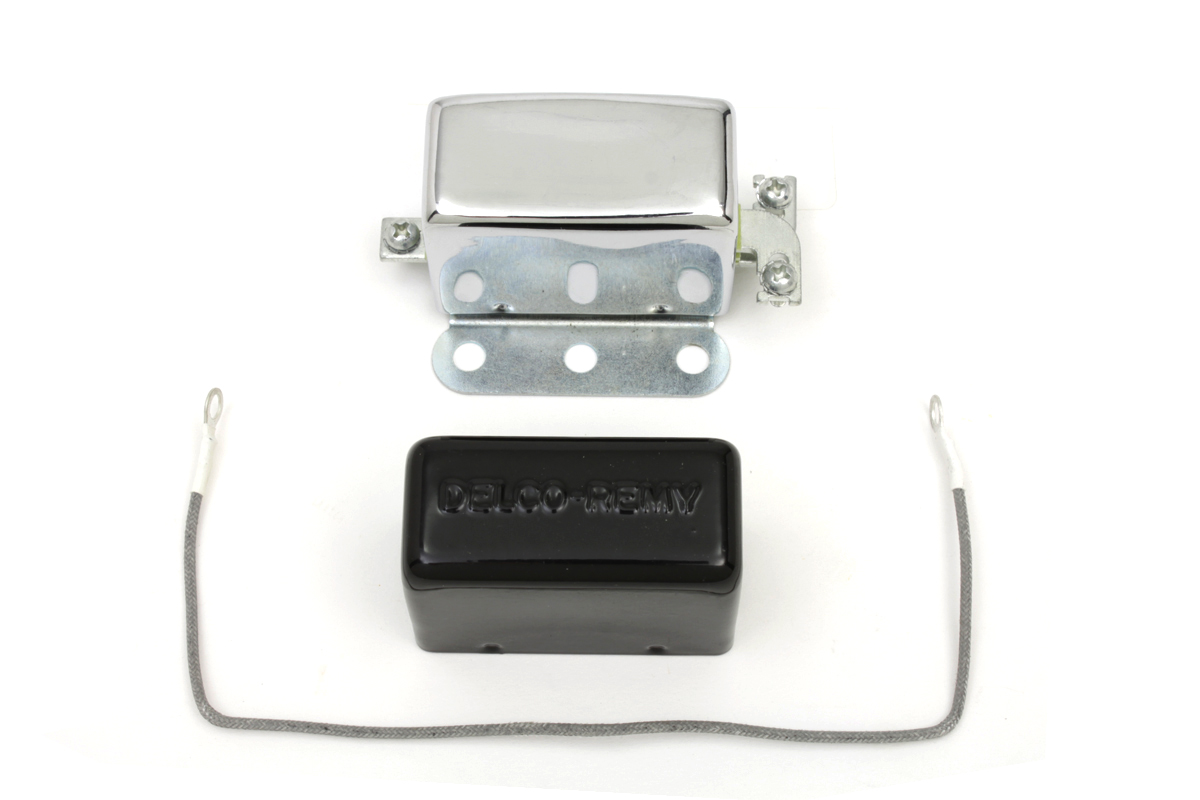 V Twin Manufacturing 12 Volt Regulator Relay Is The Same Shape With Remote Size And Mounting As Earlier 6