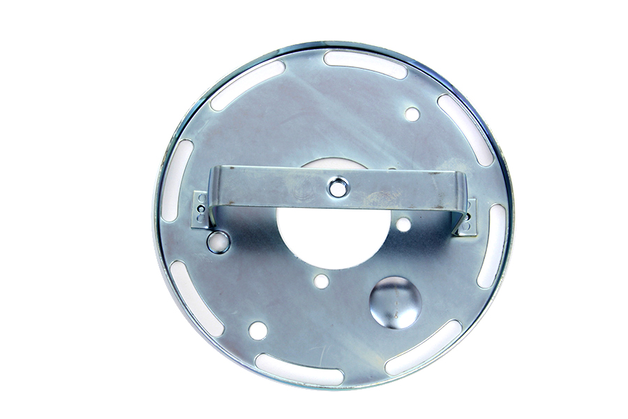 Air Cleaner Backing Plate For Harley Davidson Motorcycles By V