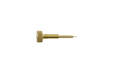 V-Twin Manufacturing - Idle mixture needle is adjustable for CV