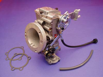 V-Twin Manufacturing - Keihin FCR 41mm carburetor kit