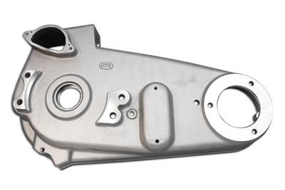 Changing mainshaft length on 4 speeds, 48-77, bearing retainer plate