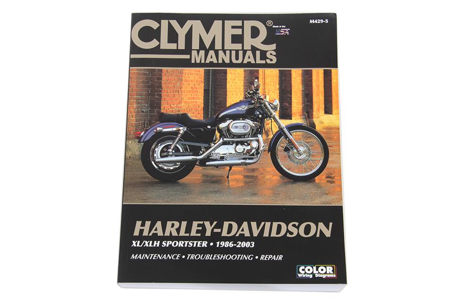 Harley 2009 Xl 1200 Service Manual