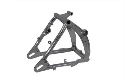 V-Twin Manufacturing - Chrome swingarm includes the pivot