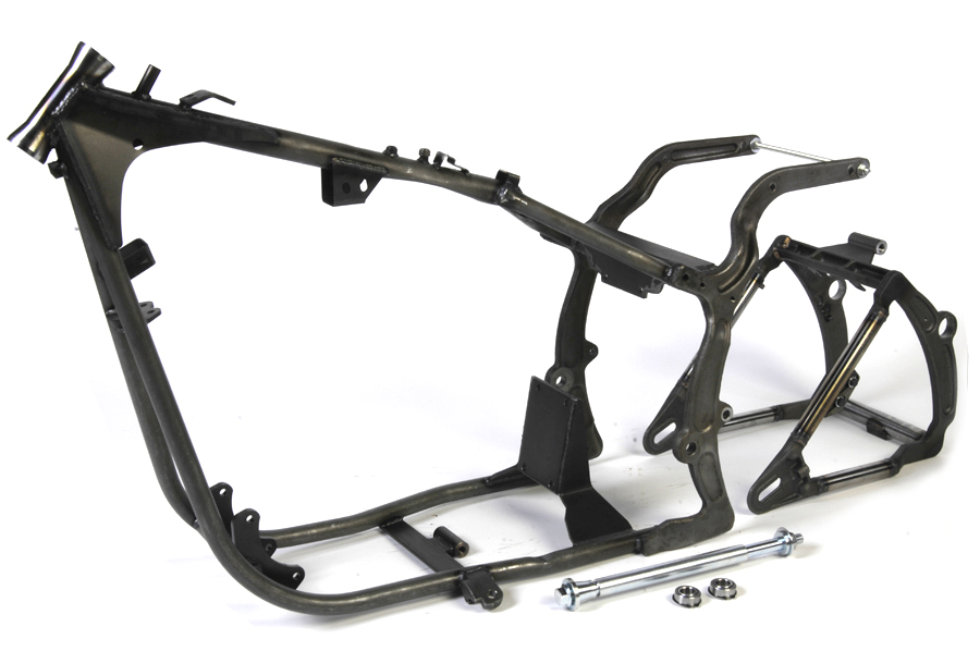 Softail Frame for 1200 Sportster [Archive] - The Sportster and Buell ...