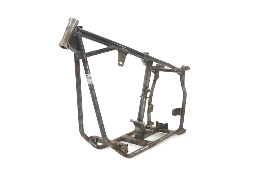 V-Twin Manufacturing - Paughco swingarm frame accepts Panhead or ...