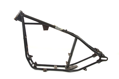 V-Twin Manufacturing - Paughco rigid frame with stock neck and stock
