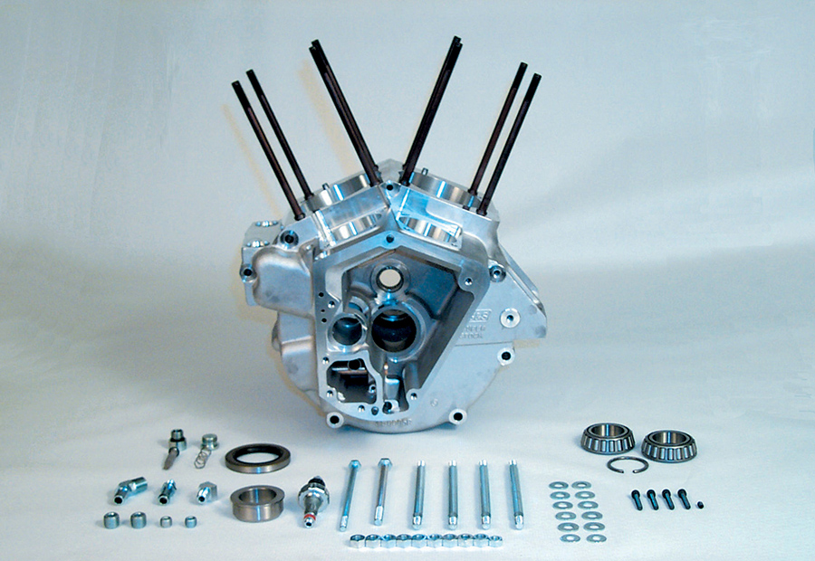 Stock Bore Engine Crankcase Set