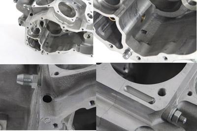 FL Knucklehead Engine Case Set