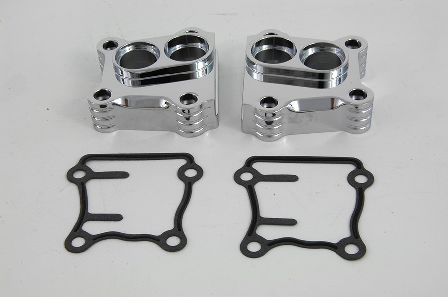 Chrome Billet Tappet Block Set