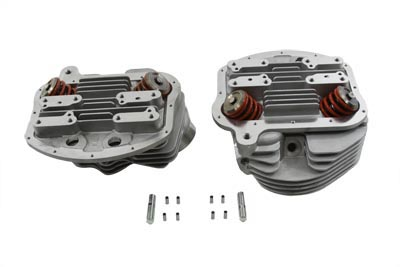 Panhead Cylinder Heads with Valves