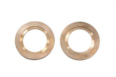 Flywheel Crank Pin Thrust Washer Set .073 Bronze