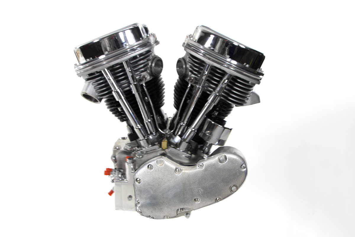 "Panhead 88"" Long Block"