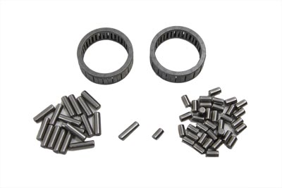 Steel Connecting Rod Bearing Cage Set
