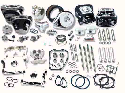 "*UPDATE 100"" Big Bore Twin Cam Top End Kit"