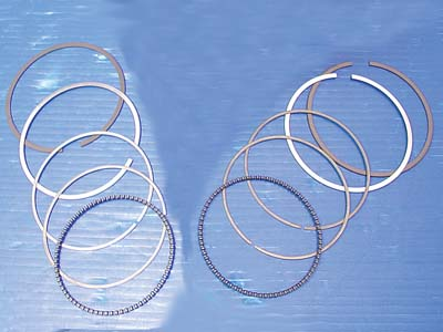 "83"" Evolution Piston Ring Set .045 Oversize"