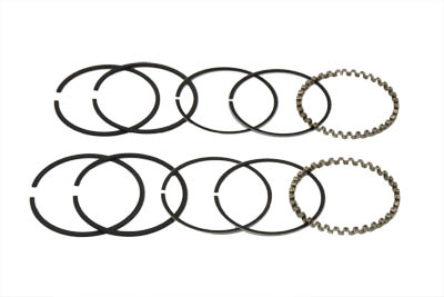 "3-1/2"" Evolution Piston Ring Set .005 Oversize"