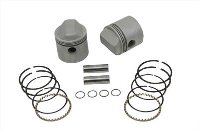 Replica 1000cc Piston Set .010 Oversize