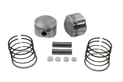 "3-5/8"" Piston Set Standard Size"