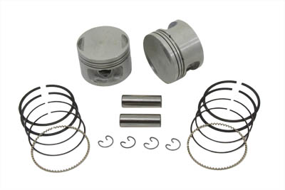 Replica 1100cc Piston Set .005 Oversize