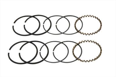 "*UPDATE 3-5/8"" Piston Ring Set .010 Oversize"