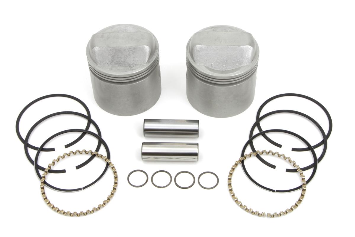 1000cc Piston Set .010 Oversize