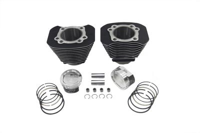 1200cc Cylinder and Piston Conversion Kit Black