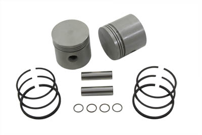 "3-7/16"" Piston Set Standard Size"