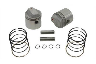 Replica 1000cc Piston Set .070 Oversize