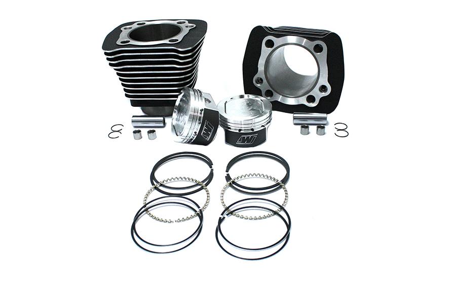 1200cc Cylinder and Piston Conversion Kit Black