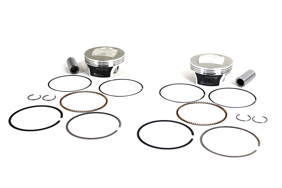 Wiseco Tracker Series Piston Set .010 Oversize
