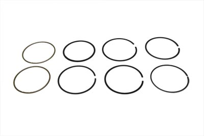 "4-1/8"" Piston Ring Set .010 Oversize"