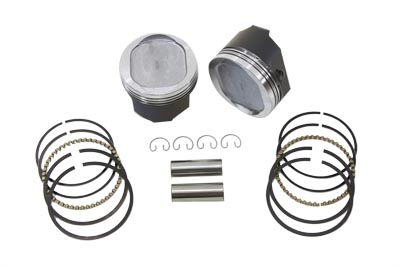 883cc to 1200cc Conversion Piston Set .005 Oversize