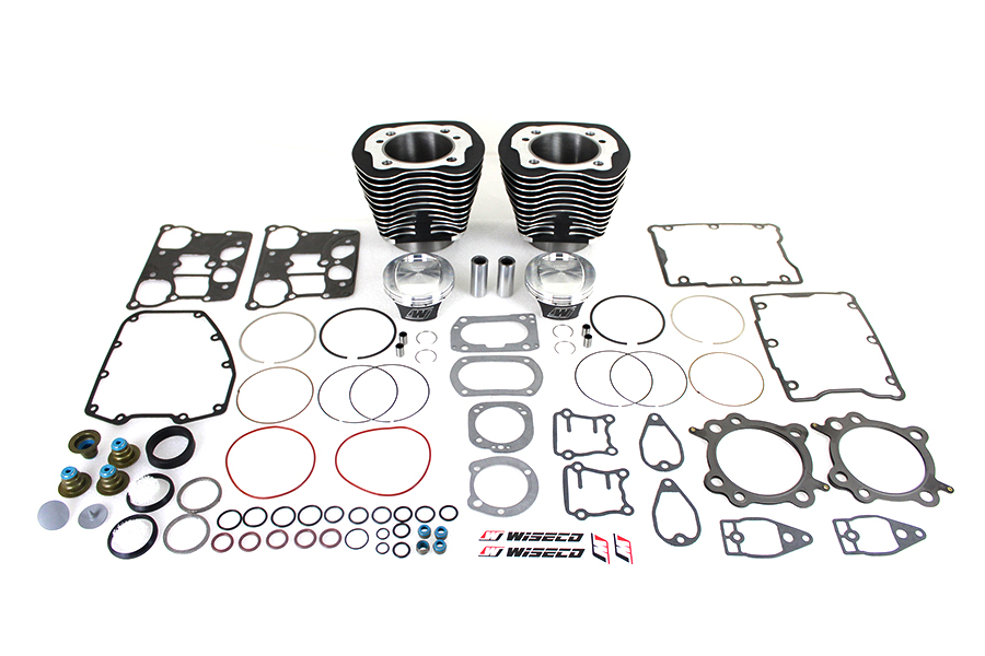 """103"""" Twin Cam Cylinder and Piston Kit"""