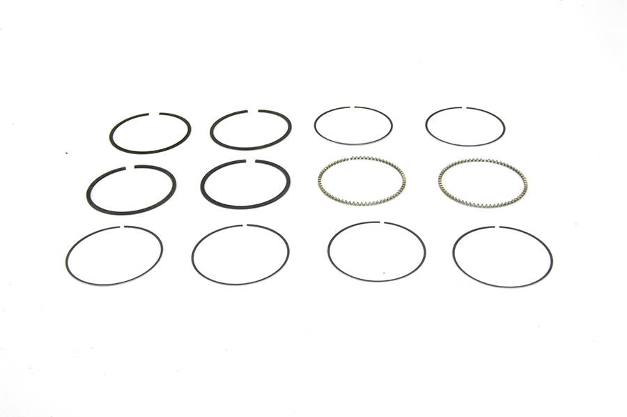 883cc Piston Ring Set .005 Oversize