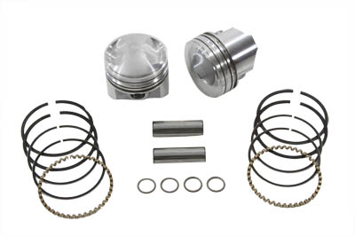 "74"" FLH-FX Piston Set Standard Size"