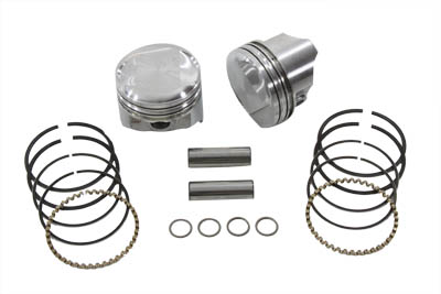 "80"" Evolution Domed Piston Kit .010"