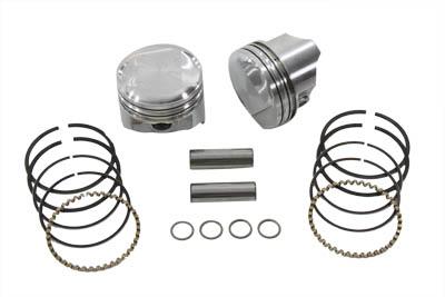 """80"""" Evolution Domed Piston Kit .030"""